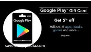play gift card 5 play gift card 5 from rs 713 savemoneyindia