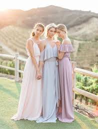 joanna august bridesmaid dresses the new bridesmaid dresses by joanna august blush pink