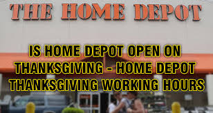 is home depot open on thanksgiving earn the necklace