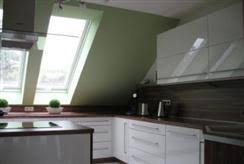 küche in dachschräge lösungsübersicht häfele functionality world