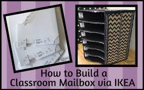ikea mailbox diy classroom mailbox via ikea the social studies whisperer