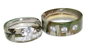 camo wedding sets camo wedding rings sets williams