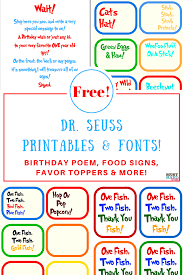dr seuss birthday party dr seuss party food ideas u0026 more