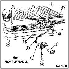 trailer brake wiring ford bronco forum
