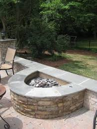 Corner Fire Pit by Exterior Fire Pit Round Bricks With Fire Pit Brick Patterns And