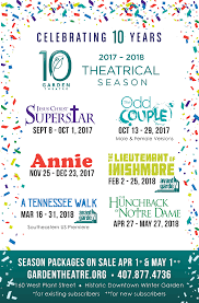 garden theatre announces 10th season the winter garden magazine