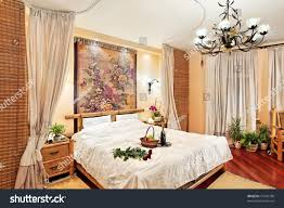 Medieval Bedroom by Medieval Style Bedroom Canopy Bed On Stock Photo 57343798