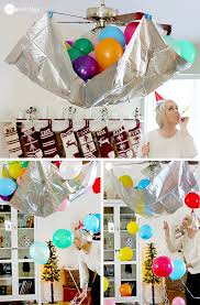 nye party kits diy balloon drop by one thing by jillee want need