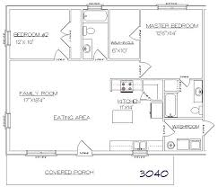 Metal Building Floor Plans 17 Best 30 X 40 Images On Pinterest 30x40 House Plans House