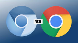 difference between chrome and chromium browser