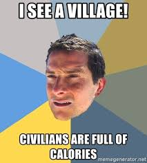 Bear Grylls Memes - bear grylls meme generator