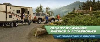 Trailer Awning Fabric Replacement Quality Rv Awning Replacement Fabric Hardware Accessories