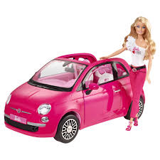 barbie volkswagen barbie doll and fiat convertible car shop mattel com barbie