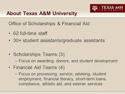 texas application for state financial aid texas a u0026m university