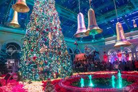 Botanical Gardens Bellagio by Las Vegas Dec 30 Winter Season In Bellagio Hotel Conservatory