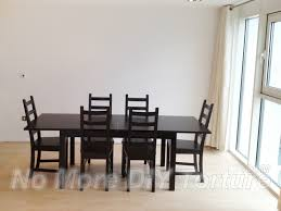 Dining Tables In Ikea Extendable Dining Table Ikea Inspiring Ideas 7 Bjursta Extendable
