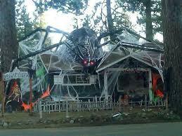 Disney Outdoor Halloween Decorations by Best Halloween Decoration Best Decorated Houses For Halloween