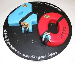 a fun gallery of 10 star trek cakes