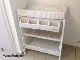 Baby Change And Bath Table Juniors Changing Table Bath Dubai Weeebaby Used Second