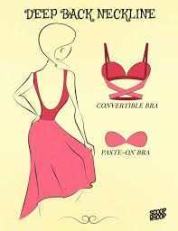 here u0027s a guide to the perfect bra for different dresses