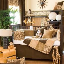 Bedding Decorating Ideas 17 Best Baby Bedding Safari Images On Pinterest Baby Cribs