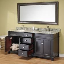 bathrooms with black vanities bathroom vanities double sink 60 inches for larger master bathroom
