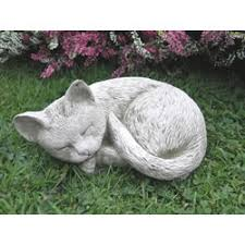 pair of siamese cats garden ornaments 40 84 garden4less uk shop