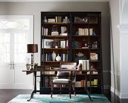 four hands ivy bookcase and ladder cird 85 h4e2