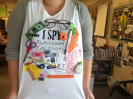 Halloween Shirt Costumes I Spy Classroom Edition Tshirt Classroom Ideas Pinterest