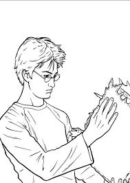 harry potter coloring 102 coloring pages