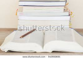 Duvet Dictionary Background All Book Dictionary English Study Stock Photo 542850691