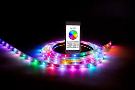 bluetooth controlled smart led lighting launched by