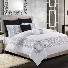 Argos King Size Duvet Cover Nicole Miller Argos King Duvet Cover White Bed Bath U0026 Beyond
