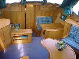 Power Boat Interiors Boat Interiors Bruce Roberts Steel Boat Plans Boat Building