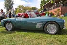 maserati a6gcs zagato the 100 motorcars of radnor hunt concours car guy chronicles
