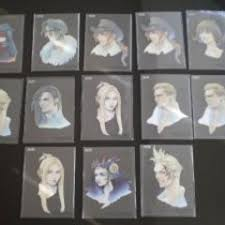 museum trading card collection