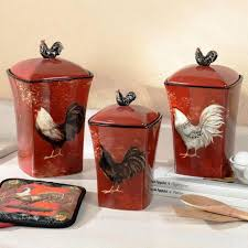 sunflower canisters for kitchen home decor awesome rooster home decor cool rooster home decor