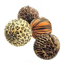 leopard print party supplies animal print party decorations