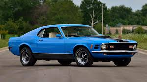 mustang mach 1 1970 1970 ford mustang mach 1 fastback s9 indy 2016