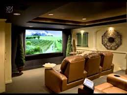 Lighting Design For Home Theater Home Theater Lighting Ideas Youtube