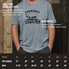 republic of traeger t shirt traeger wood fired grills