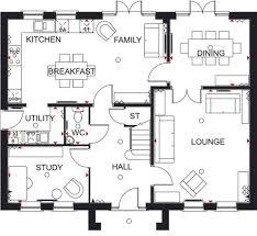 5 bedroom detached house for sale lichfield at great denham