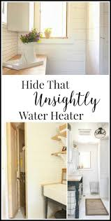 best 25 hide water heater ideas on pinterest heater for room