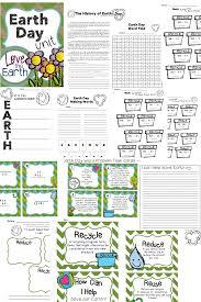 earth day unit math u0026 ela grades 3 5 differentiated math