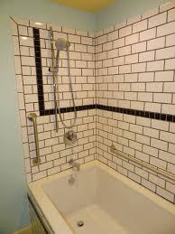 beauty subway tile bullnose cabinet hardware room design