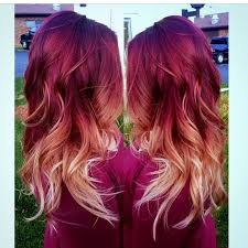 hombre style hair color for 46 year old women 20 colorations ombré hair chic et tendance virgin hair