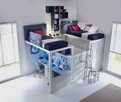 lit mezzanine enfant avec bureau lit mezzanine pour enfant