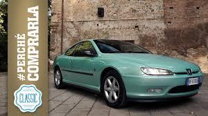 classic peugeot coupe peugeot 406 coupé perché comprarla classic youtube