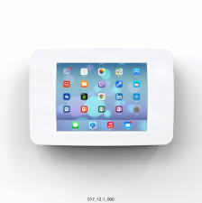 How To Mount Ipad To Wall Shell 12 Secure Ipad Pro Tablet Enclosure Wall Mount