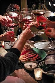 dinner party start with the wine tribunedigital chicagotribune